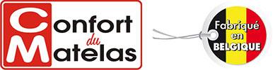 Confort du matelas Logo
